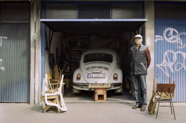 Chris Mavric, belgrade, applied nostalgia
